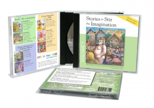 Audio CD package design