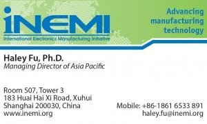 inemi business card design